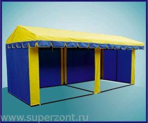 Павильон торговый Мод. 627 (Cardura 300D), производитель: «Зонт», Россия