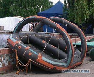 Плот-палатка «ПСН-10», производитель: Группа Компаний «Связь и Радионавигация», Россия
