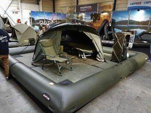 Плот «Raptor Platform XL», производитель: «Raptor Boats», Голландия