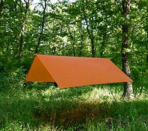 Оранжевый тент «Talberg 3x3М Orange» (Nylon 240T R/S)