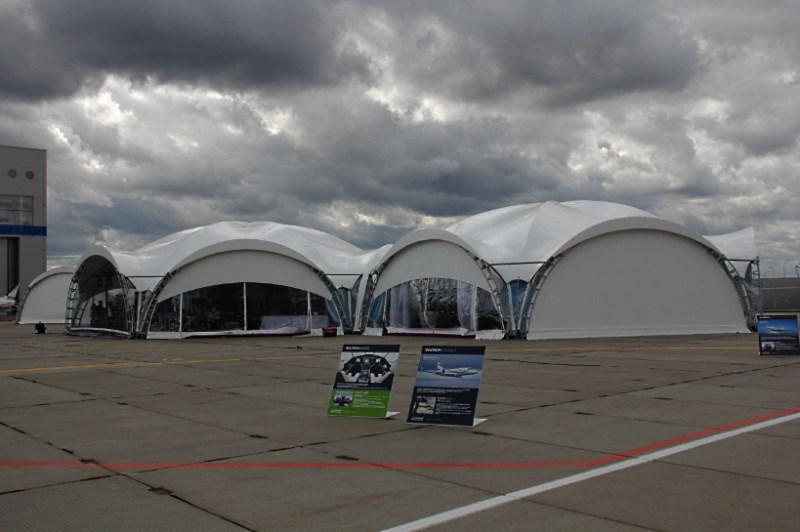 Арочный шатер ARCH HEXA RT260/10 Производство: «RoyalTent» (Россия)