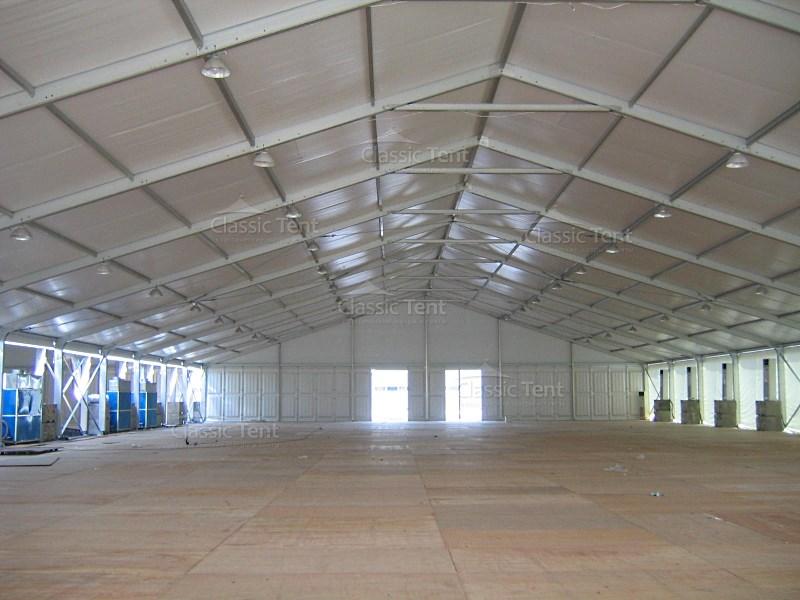 Большой классический шатер 30х60 , компания Классик тент, РОссия
