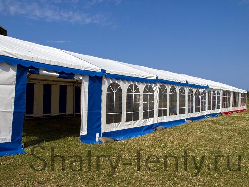Классический шатер для выставок и презентаций