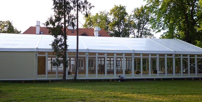 Классический шатер павильон 10х30м производитель Фабрика шатров