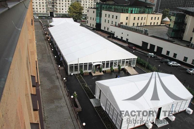 Классический шатер 20Х30 Производитель: «Фабрика шатров»