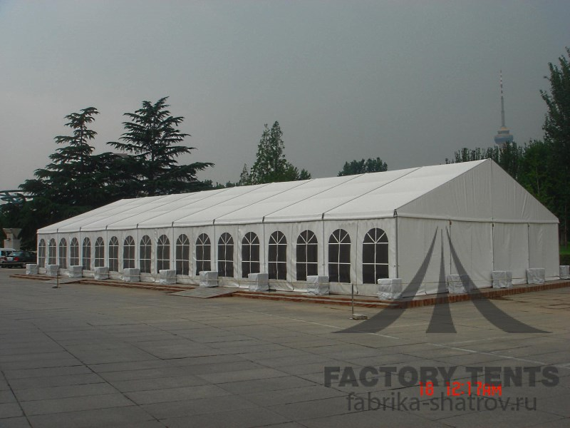 Классический шатер 20Х40 Производитель: «Фабрика шатров»