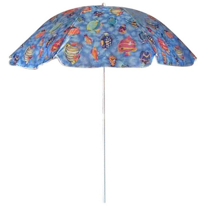 Круглый складной зонт диаметр 2м