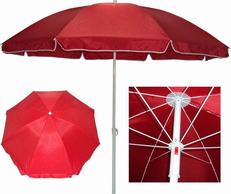 Круглый зонт диаметр 2,2м «4VILLA» Производитель: «Гардек» (Россия)