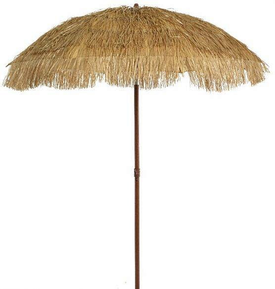 Круглый зонт диаметр 1,8 м Decoris «Аруба»