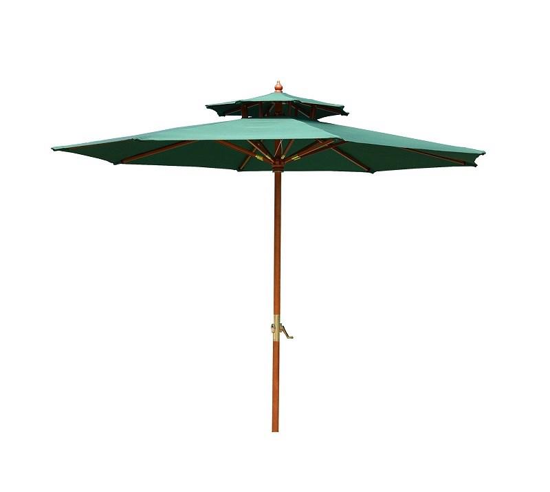 Круглый зонт «уДачная Мебель» Производитель: «Даметекс» (Россия)