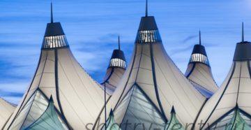 Мембранные шатры-тенты