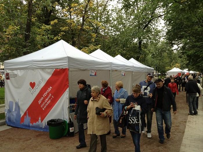 МОБИЛЬНЫЙ ШАТЕР 3х3 м для ярмарки Производитель: Фабрика шатров (Россия)