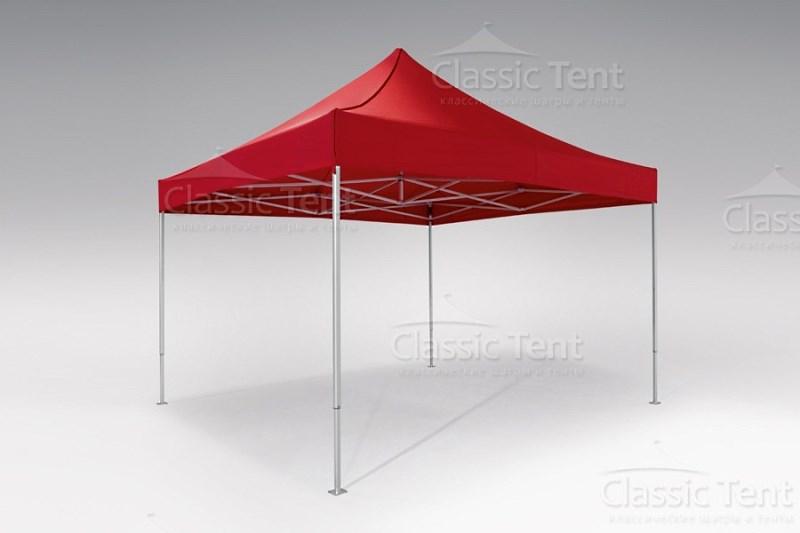 Мобильный шатер 4х4 компания Классик-тент