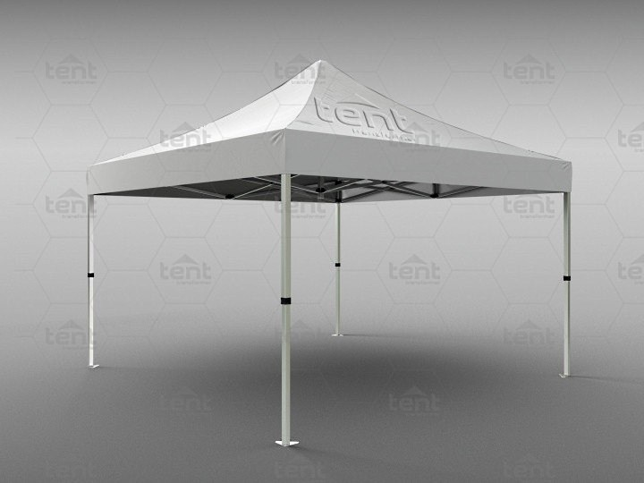 Мобильный шатер 4х4 компания Трансформер тент