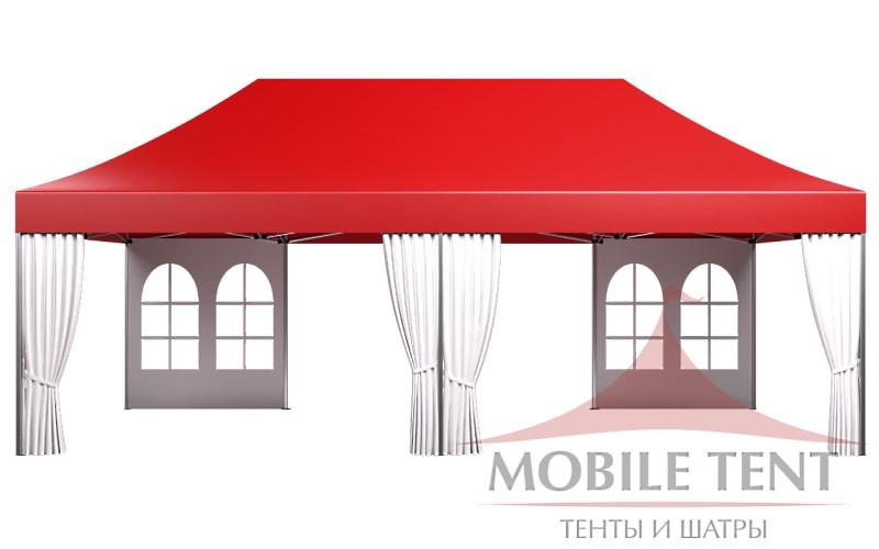 Мобильный шатер 4х8 компания Мобайл Тент