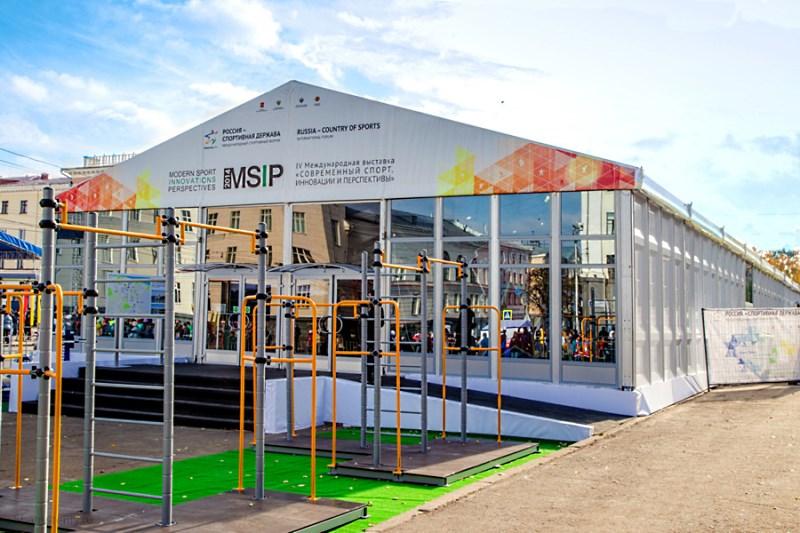 Мобильный выставочный центр