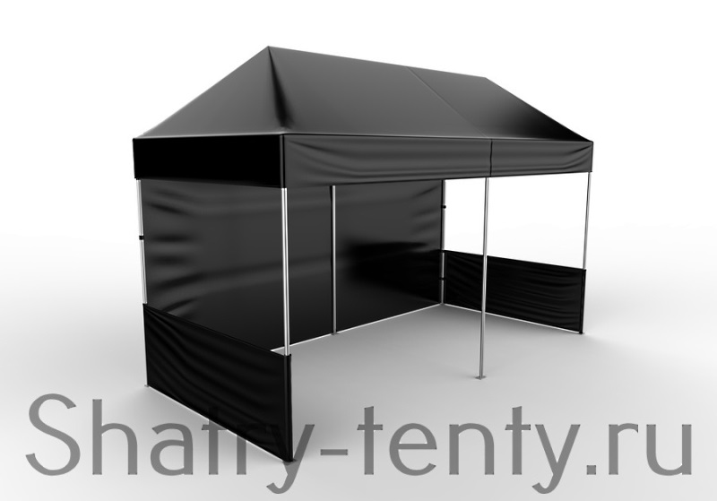 Модели шатров открытого типа
