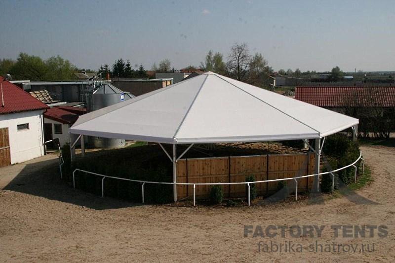 Модели шатров с 6 и более стенками