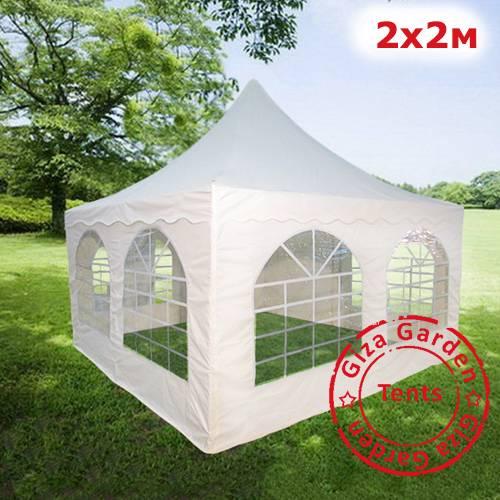 Пагода 2х2 Производитель: «Giza Garden» (Германия/ КНР)