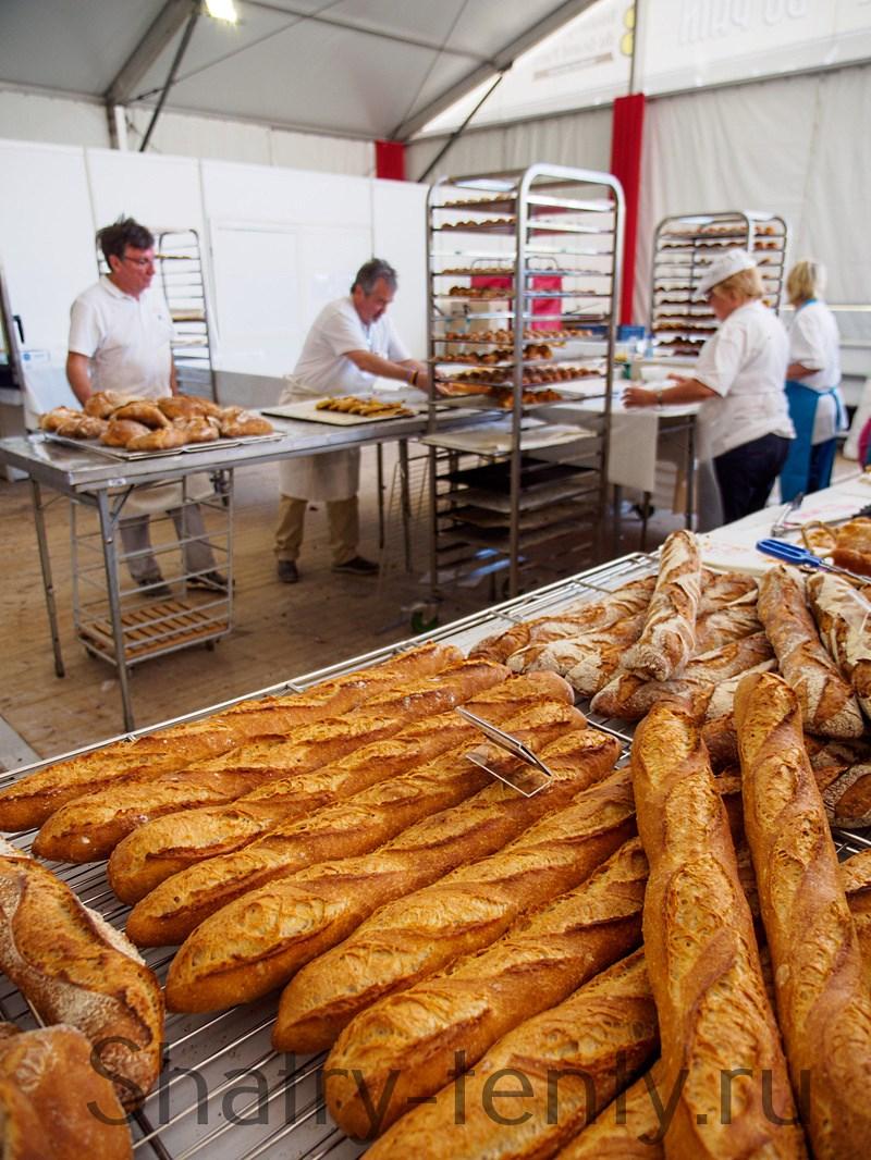 Оборудование для выпекания хлеба в кафе и ресторанах