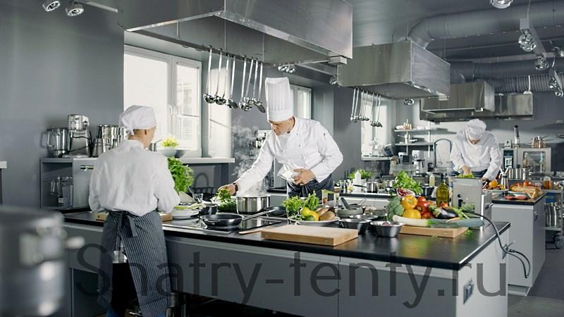Профессиональное оборудование для готовки и подачи блюд – в кафе и ресторанах