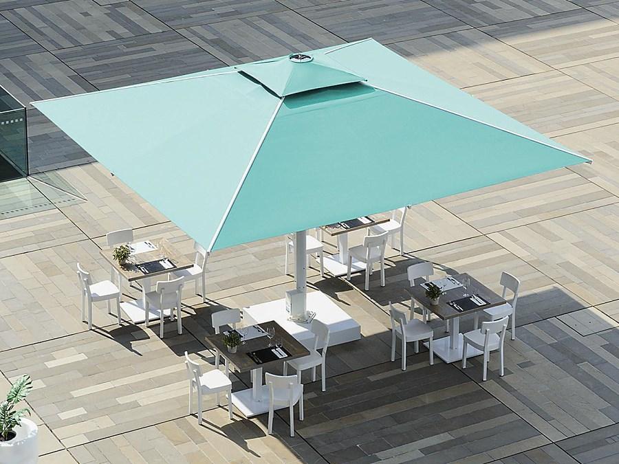 Прямоугольный зонт 6х7 «Adone 2.0» для кафе