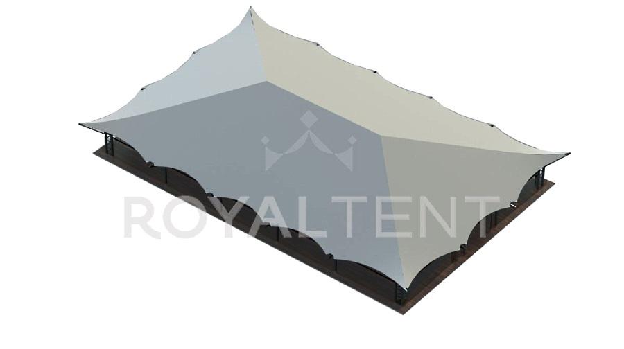 Шатер «Пагода» Производитель: «RoyalTent» (Россия)