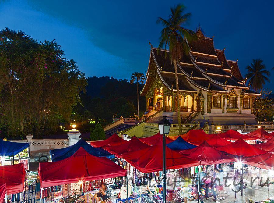 Шатры Пагода на ярмарке