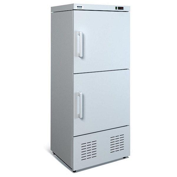 Шкаф холодильный морозильный ШХК-400М комбинированный