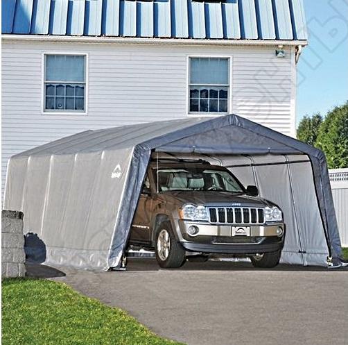 «Тентовый гараж» Производитель: «ShelterLogic» (США/Китай)