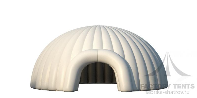 Воздухоопорный шатер диаметром 6м, компании Фабрика Шатров
